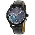 Tissot Quickster Blue Mother of Pearl Dial SS Quartz Ladies Watch T0954103612700