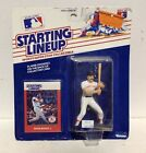 Wade Boggs 1988 Starting Lineup MLB Mint On Card MOC With Trading Card