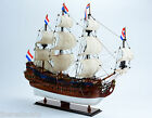 Holland Frigate Friesland Wooden Handmade Wooden Sailing Ship Model 35