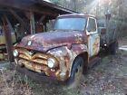 Ford: F-500 1955 ford f 500 for $1000 dollars