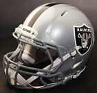 OAKLAND RAIDERS NFL Authentic GAMEDAY Football Helmet w S2BD Facemask