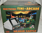 *VINTAGE MINT 1981 DRAGON CASTLE BACKLIT TABLETOP GAME BY VTECH IN BOX/BOXED*