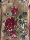 Moda 100% Cotton Quilting 1/2 Yard Morning Glory Robyn Pandolph Roses