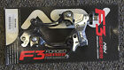 ASV F3 Brake Clutch Lever Set Black Hot Short Honda CRF250X 450X XR400R 650R