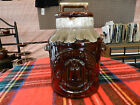 MCCOY BICENTENNIAL 1776-1976/LIBERTY BELL COOKIE JAR WITH SLOTTED LID EXCELLENT
