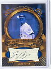 2004 Upper Deck Etchings Jose Reyes auto autograph #D292 325 *41806