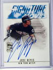 2003 Topps Traded Signature Moves Jose Reyes auto autograph #SMA-JR *41805
