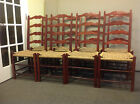 Ladderback Chairs - Excellent Condition!!!- Original Owner
