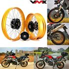 VMX 2.15*21'' /4.25*17 Tubeless Wheels Rims For BMW F800GS Adventure 2008-2020