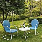 Outdoor Dining Set Balcony Garden Pool Patio Table Rocker Rocking Chair Deck NEW