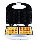 NON STICK WAFFLE MAKER ELECTRIC MACHINE MOLD PIZZA PAN FOOD CAKE BAKE FREE  EGG