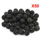 50 Pcs Aquarium Pond Bio Balls 16/26/36mm Canister Filter Media Marine Reef Fish