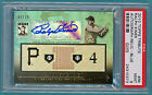 2010 Topps Tribute Blue Ralph Kiner Auto Relic Issue - PSA 9! Pirates! POP 1!