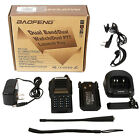 New BaoFeng UV-82 136-174/400-520 MHz FM Ham Two-way CTCSS Radio Walkie Talkie