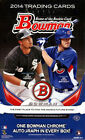 2014 Bowman Baseball Hobby Box HOT - Jose Abreu Kris Bryant and Mark Appel