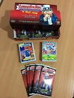 Garbage Pail Kids American As Apple Pie x98 SPECIAL BORDER Cards Box