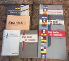Abeka 10Th Grade Spanish 1 Complete Subject Book Set No Markings In Books