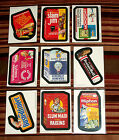 2012 Topps Wacky Packages All-New Series 9 Trading Cards 9