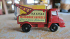 VINTAGE WRECKER BY THE MATCHBOX SERIES NO.13 A LESNEY PRODUCT-ENGLAND