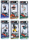 NFL Series 35 McFarlane Action Figure Assorted Sealed Case of 8