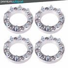 4PCS 15 Wheel Spacers Adapters 8x65 8x65 9 16 Studs for Chevrolet C20 C30