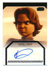 2012 Topps Star Wars Galactic Files Autographs Guide 35