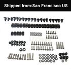 Complete Fairing Bolts Kit For Yamaha YZF R1 2004-2006 04 05 06 US