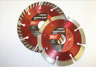 DIAMOND DISC CUTTING DISCS ANGLE GRINDERS GRANITE BRICK MARBLE VARIOUS SIZES