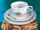 SAUCER SET 3 PIECE ORNAMENTS by CREATIVE TOPS!