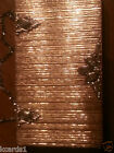 VINTAGE EVANS GOLD CLEAR RHINESTONE COMPACT EVENING PURSE