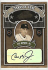 2004 PLAYOFF ABSOLUTE MEMORABILIA MARKS OF FAME AUTOGRAPH CAL RIPKEN JR. 10 10!