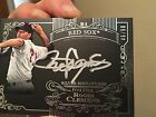 2015 Topps Five Star ROGER CLEMENS Auto Autograph #d 45 50 Red Sox