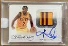 2012-13 PANINI FLAWLESS KYRIE IRVING RC PATCH AUTO 25 ONE OF HIS BEST RC CARDS