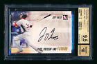 2014 IN THE GAME JOEY GALLO RC AUTO RANGERS BGS 9.5 GEM! GREATS SUBS! W 2x 10'S!