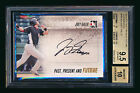 2014 IN THE GAME ITG JOEY GALLO RC ROOKIE AUTOGRAPH BGS 9.5 GEM MINT 10 AUTO!