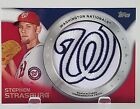 Stephen Strasburg Cards, Rookie Cards Checklist and Autograph Memorabilia Guide 15