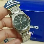 Casio LTP-1183A-1A Ladies Black Dail Stainless Steel Analog Watch LTP-1183A New