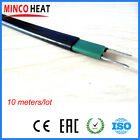 10m Anti-freeze Frost Protection Self Regulating Heating Cable for Water Pipe
