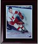 Gordie Howe Cards, Rookie Card Info and Autographed Memorabilia Guide 36