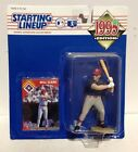 Will Clark 1995 Starting Lineup MLB Mint On Card MOC With Trading Card