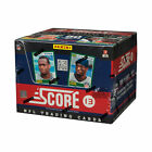 2013 SCORE JUMBO FOOTBALL HOBBY BOX, 3 AUTOS & 1 AUTO MEM. PER BOX
