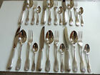 CHRISTOFLE VENDOME SHELL 24 PIECES TABLE SET, 6 PLACE SETTINGS (set 1)