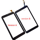 8''Touch Screen For Pixi 3 8 3G 9005X Alcatel One Digitizer Black version A / B