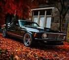 Ford Mustang Fastback 1970 mustang mach 1 pro touring resto mod
