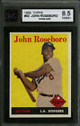 10 Best 1950s Baseball Rookie Cards 18