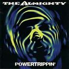 THE ALMIGHTY: POWERTRIPPIN' CD!! MINT!!! RARE! OOP!