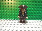 Lego mini figure Pirates of the Caribbean Captain Jack Sparrow 4193 NEW