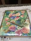 Hallmark Photo Album/Scrapbook/Refillable - Roses 13x11 - #PHA6190