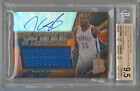 2013-14 Panini Spectra Orange KEVIN DURANT Jersey Patch Auto 15 BGS 9.5 10 GSW!