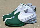 Nike Zoom Michael Vick II Sneakers New New York Jets White Green 599446 100